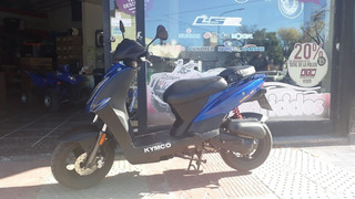 Kymco Agility 50 Cc 2015 Moto Scooter Como Nuevo Motovega