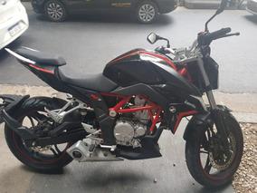 Zanella Rz3 300cc Naked Okm!! Patentada Simil Mt03 Benelli