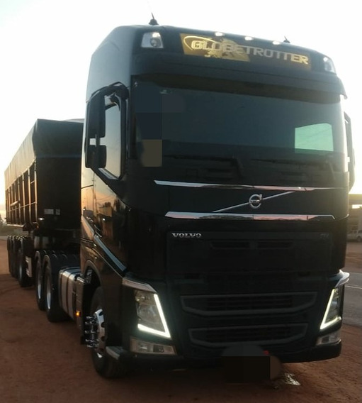 Volvo Fh 540 2016 6x4 - Lc