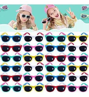 24pack Neon Sunglasses For Kids Boys And Girls Kids Sunglass