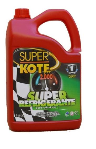 Superkote 2000 Super Refrigerante Rojo 1gal