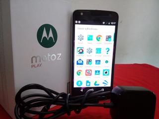 Celular Moto Z Play 4g Lte At&t 32700