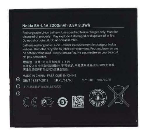 Bateria Nokia Lumia 535 Bv-l4a Original Oferta