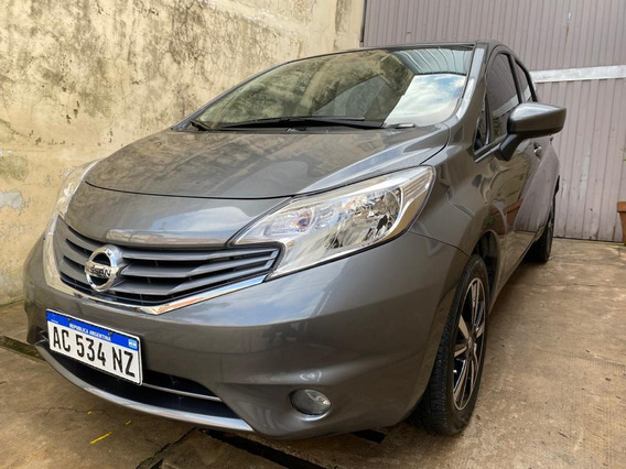 Nissan Note 1.6 Exclusive 110cv Cvt 2018