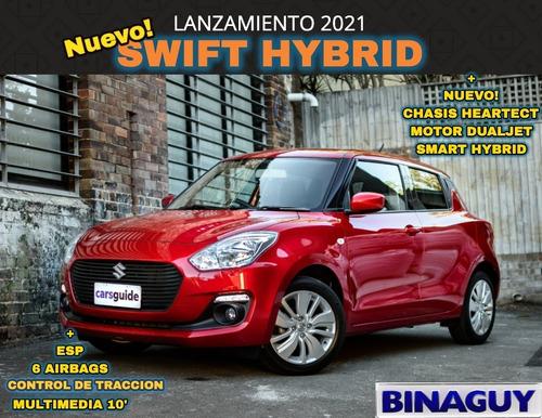 Suzuki Swift Hibrido 2021 / Reserve El Suyo! / Extra Full