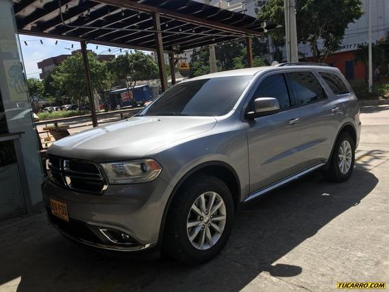 Dodge Durango Sxt Deluxe