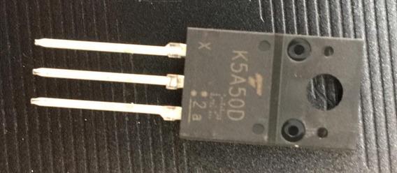 Transistor Tk5a50d Lote Com 22 Unidades
