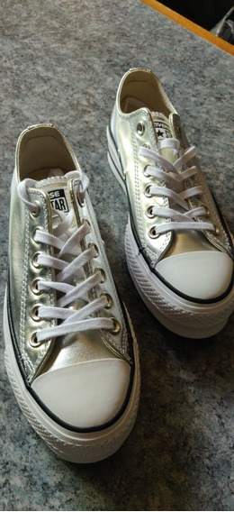 Zapatos Dana Converse All Star Originales - Talla 35