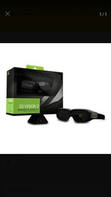Óculos 3d Vision 2 Nvidia.