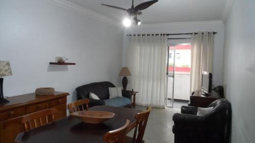 Apartamento Com 2 Dormitórios À Venda, 100 M² Por R$ 440.000,00 - Itararé - São Vicente/sp - Ap4931