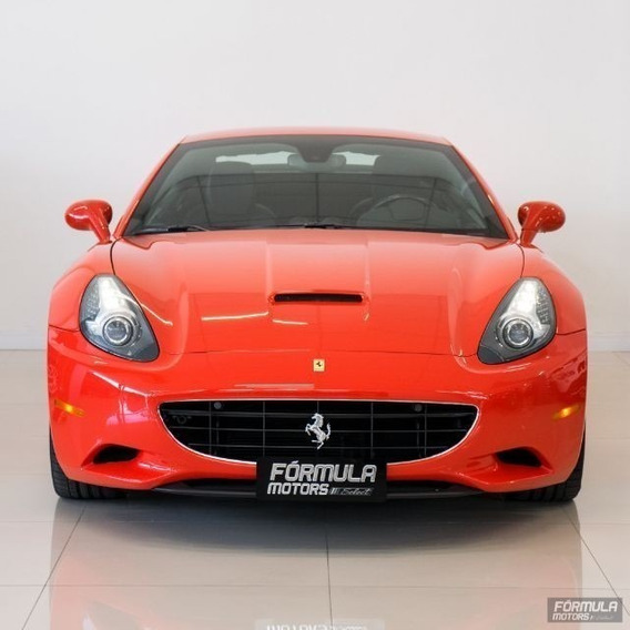 Ferrari Califórnia F1
