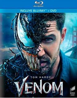 Imagen 1 de 1 de Venom Bluray + Dvd Nuevo Original