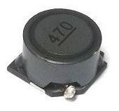 Indutor Shielded Smd 47uh + - 20% 3a - Kit C/ 100 Pçs