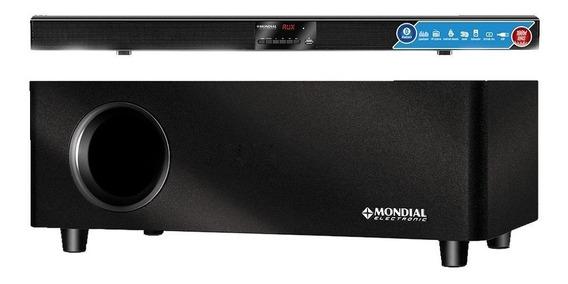 Soundbar Mondial Sb-03 100w Rms, Subwoofer, Conexão Sem Fio