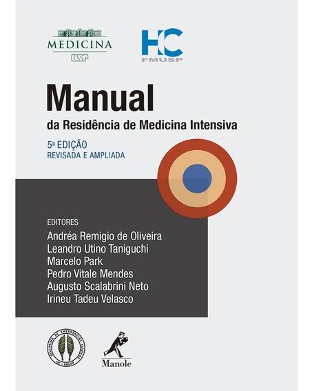 Manual Da Residência De Medicina Intensiva