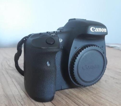 Câmera Canon 7d Revisada!