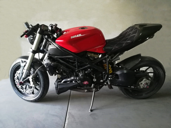 Motocicleta Moto Ducati Streetfighter Rojo 2012 Soat Vigente