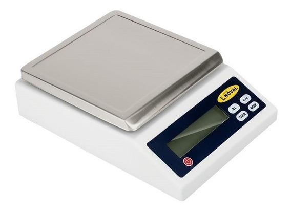 Báscula Precisión Laboratorios 5000g Nbe-kf5000/0.1 Noval