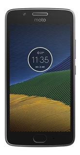 Motorola Moto G5 Xt1672 32gb Dual 4g 13mp Cinza Vitrine 3