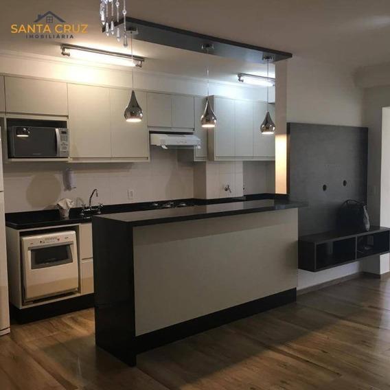 Apartamento Com 2 Dormitórios Para Locação, 79 M² Por R$ 4.200,00/aluguel Mês - Jardim Das Perdizes - São Paulo/sp - Ap1482