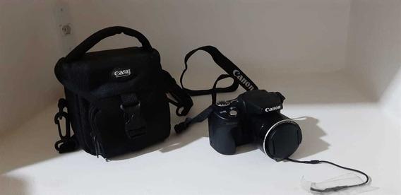 Câmera Canon Semi Profissional