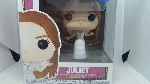 Pop Funko Juliet 709 Romeo Julieta Nuevo Original