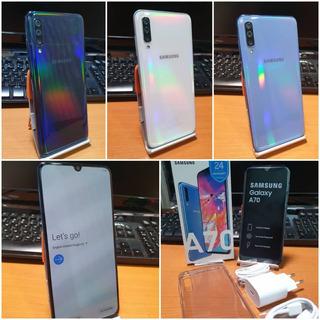 Samsung Galaxy A70 128gb 8núcleos 6ram Liberado Garantía 385