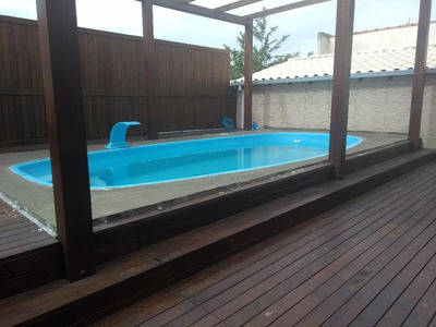 Casa Em Praia Comprida, São José/sc De 217m² 4 Quartos À Venda Por R$ 549.990,01 - Ca176242