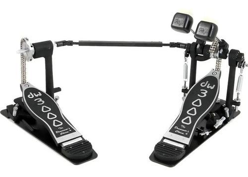 Doble Pedal Para Bombo Doble Cadena Dw Cp3002 ///