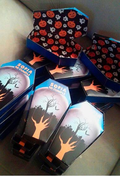 Party Box Halloween Cotillon - Decoración Para Cumples