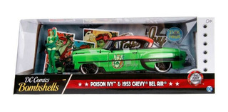 Vehículo Poison Ivy Chevy Bel Air 1953