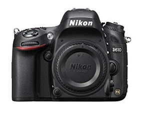 D610 Nikon Dslr Fullframe Corpo