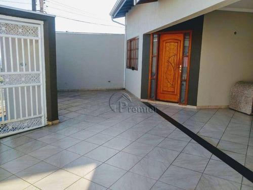 Imagem 1 de 22 de Casa Com 3 Dormitórios À Venda, 190 M² Por R$ 650.000,00 - Jardim Regina - Indaiatuba/sp - Ca2348