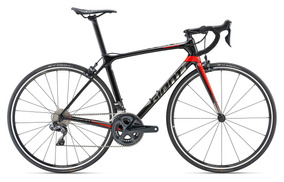 Bicicleta Ruta Giant Tcr Advanced 0 Ultegra Di2 Carbono 2019
