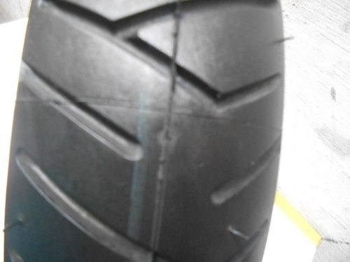 Pneu Pirelli 350 10 Burgman Uso Dianteiro Ou Traseiro Sl26
