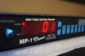 Ada Mp1 Classic Preamp Y Ada Mpc Foot Controller