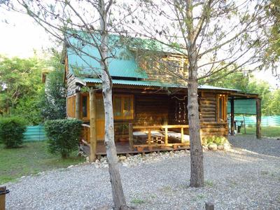 Cabaña De Troncos El Zorzal