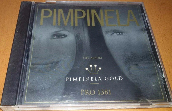 Pimpinela - Nunca Mas (2001) Cd Single Promo Orig Difusion