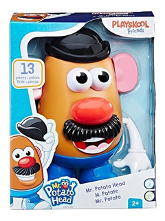 Señor Cara De Papa Toy Story Hasbro 27656 13 Acces. 14 Cm