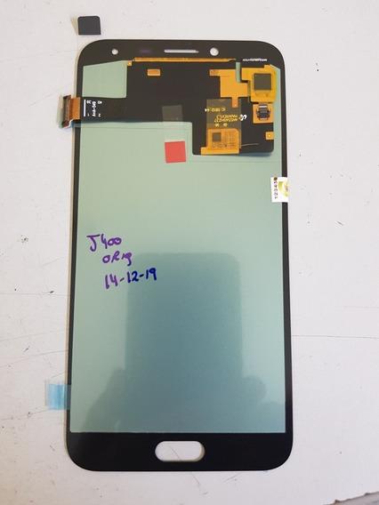 Touch Lcd Módulo Sam J4 J400 100% Original Preto