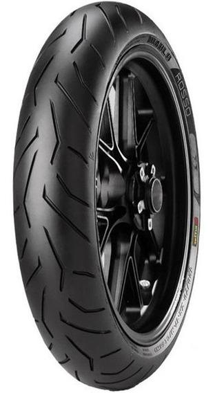 Pneu Cb 300 Fazer 250 110/70r17 Tl Diablo Rosso Ii Pirelli