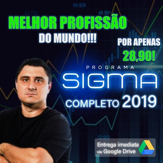 Promoção Programa Sigma Ta-p-e Re-adi-n-g 2019 + Brindes