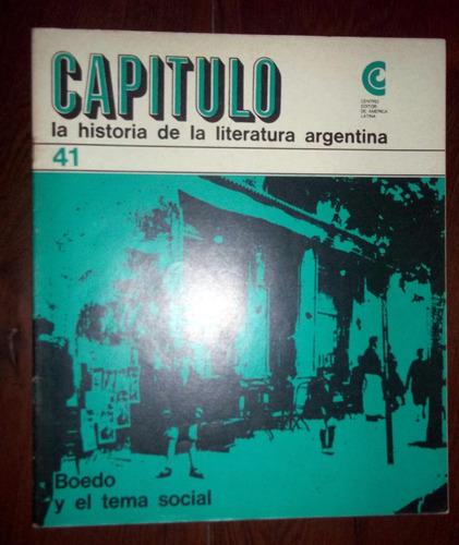 Historia De La Literatura Argentina 41 Boedo El Tema Social