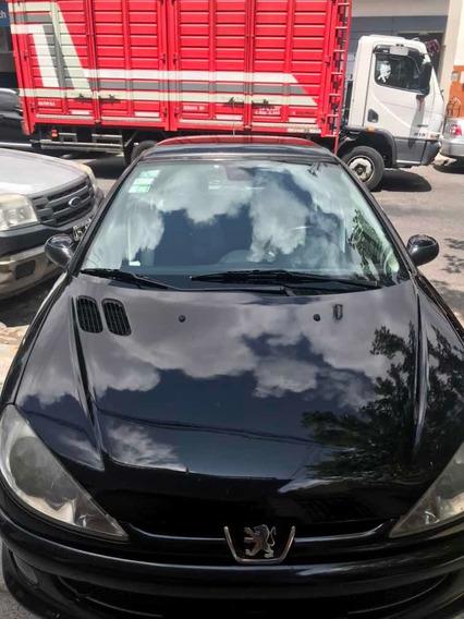 Peugeot 206 1.6 Xr Premium Tip 2007