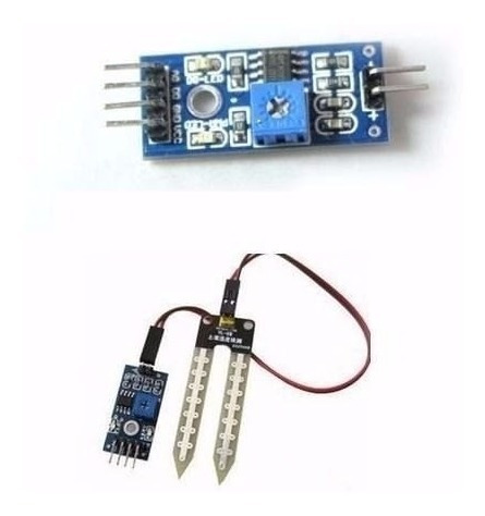 Sensor De Umidade Do Solo Para Arduino E Outros!
