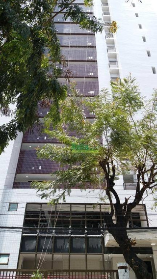 Apartamento À Venda, 33 M² Por R$ 240.000,00 - Aflitos - Recife/pe - Ap1348