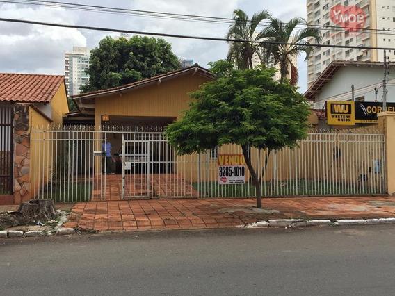 Casa A Venda No Bairro Setor Bueno Em Goiânia - Go. - 215-1