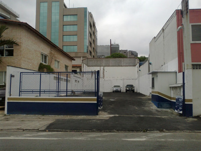 Terreno À Venda, São Paulo/sp - 1058