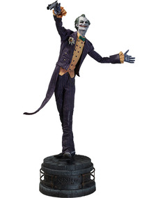 Joker Premium Format - Batman: Arkham Asylum - Sideshow