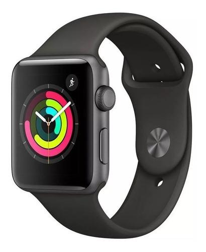 Watch Apple Serie 3 42mm Preto Gps